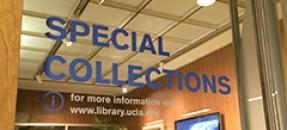 UCLA Special Collections